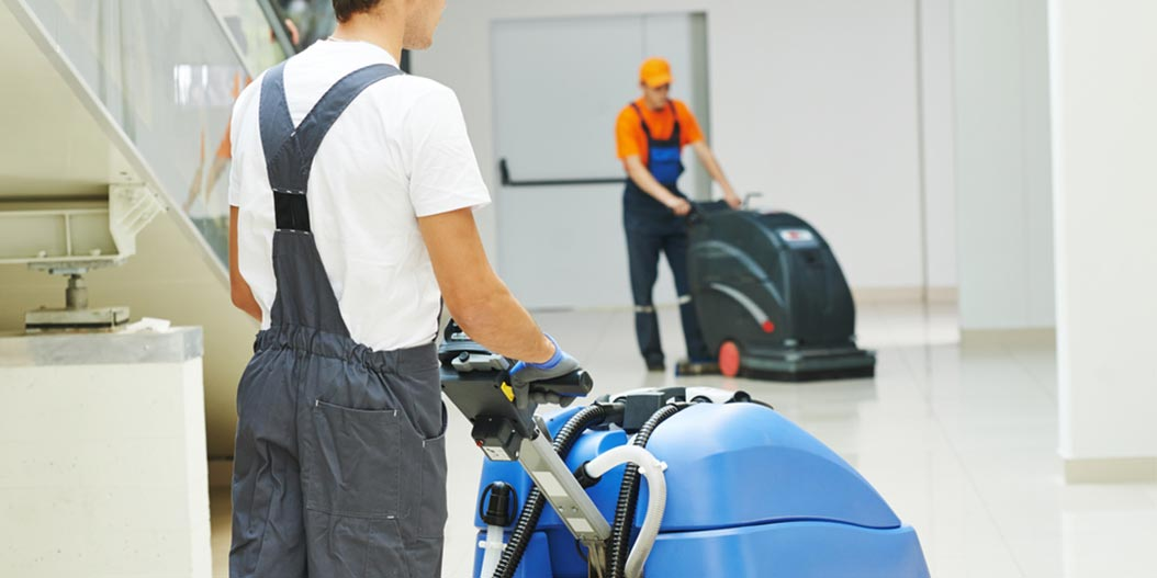 industrial cleaning Southampton